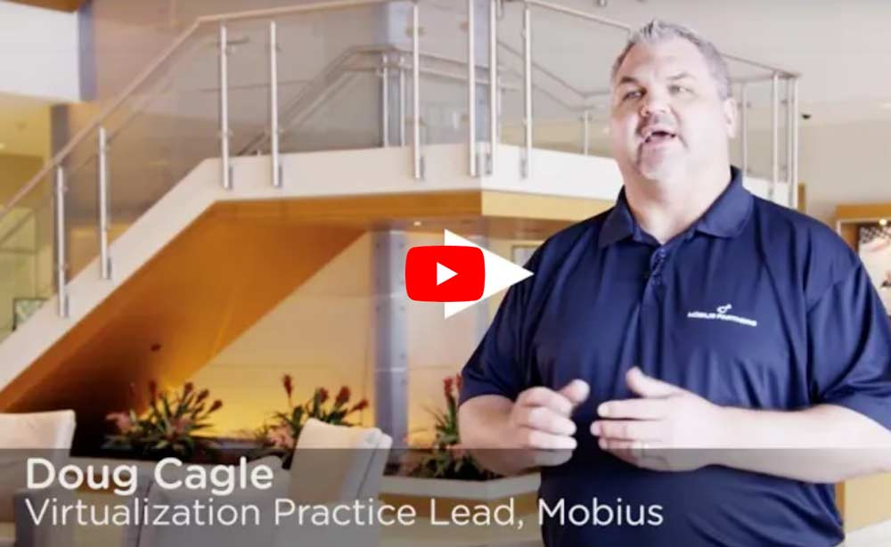 Doug Cagle Virtualization Practices Lead Mobius