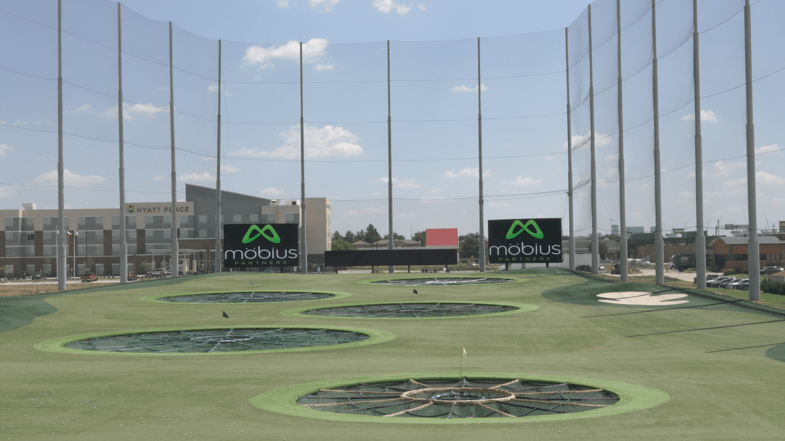 Mobius Partners - TopGolf press release